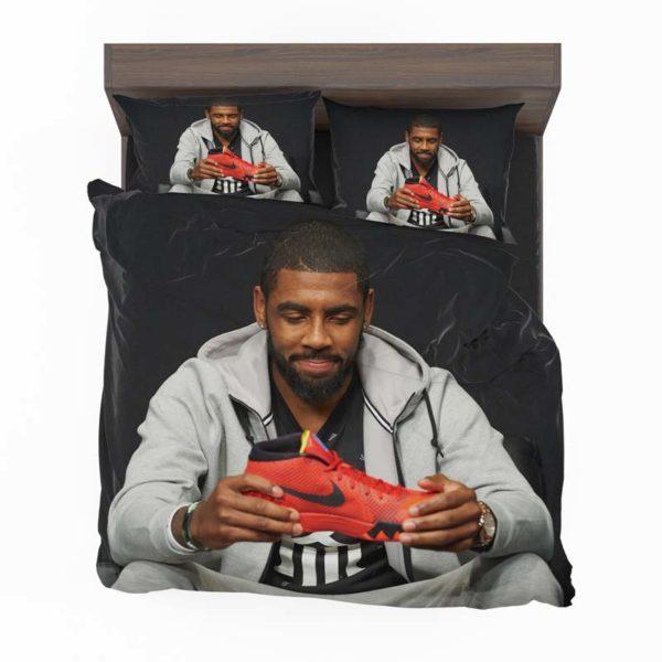 Kyrie Irving Cleveland Cavaliers Basketball Nba Bedding Set