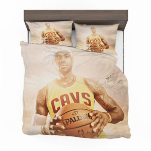 Lebron James Basketball Bedding Set