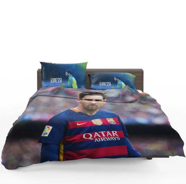 Lionel Messi Bedding Set 21