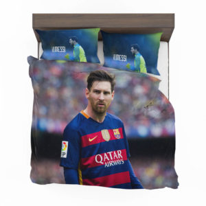 Lionel Messi Bedding Set 2