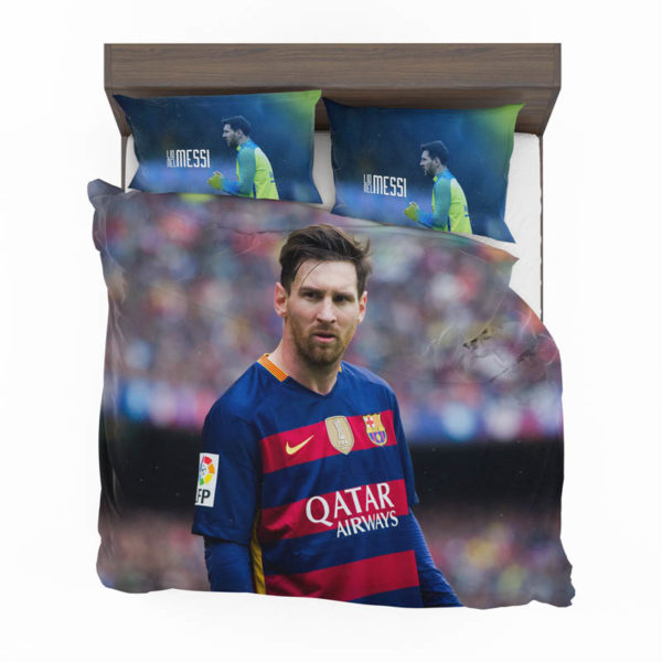 Lionel Messi Bedding Set 2