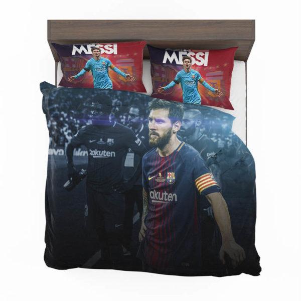 Lionel Messi Bedding Set 3