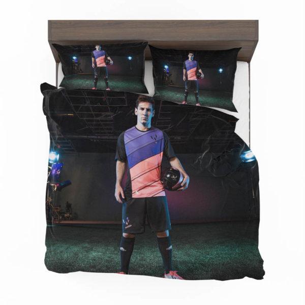 Lionel Messi Bedding Set 4