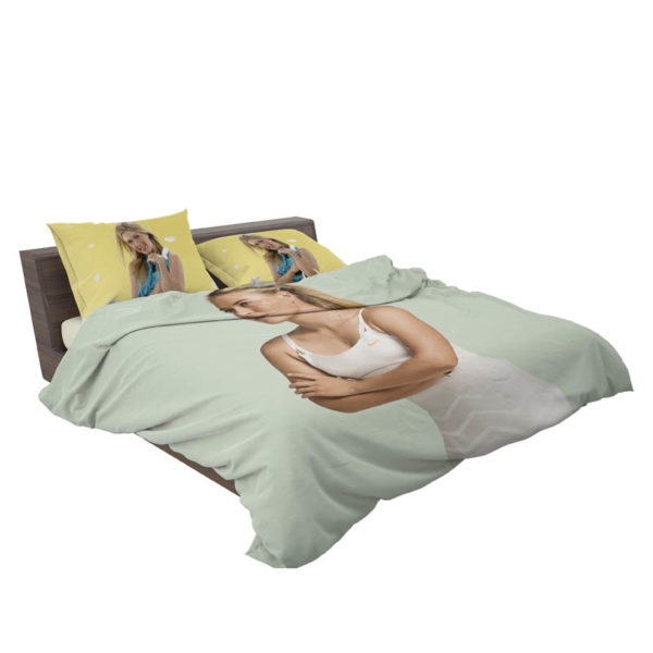 Maria Sharapova Russian Tennis Player Bedding Set3
