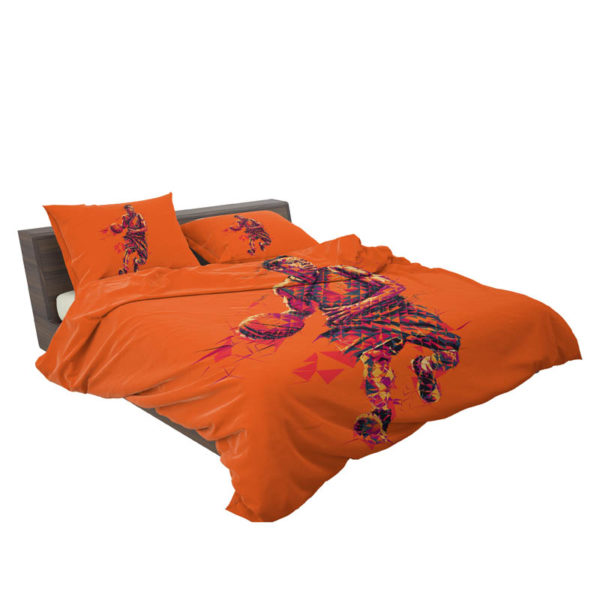 NFL Basketball Player Low Poly Mosaic Art Bedding Set3
