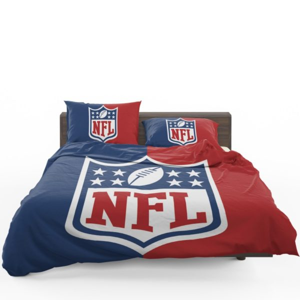 Nfl Football League Bedding Set