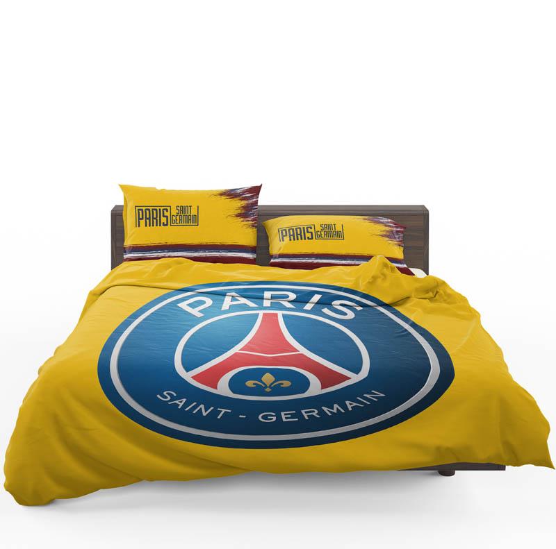 Paris Saint Germain Football Club Bedding Set Ebeddingsets