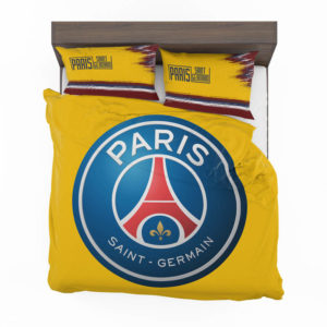 Paris Saint Germain Football Club Bedding Set