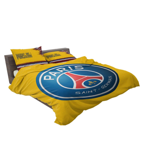 Paris Saint Germain Football Club Bedding Set3