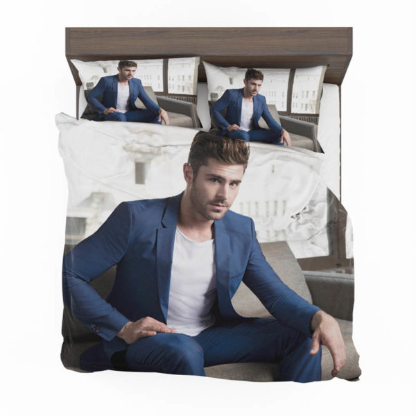 Zac Efron Bedding Set