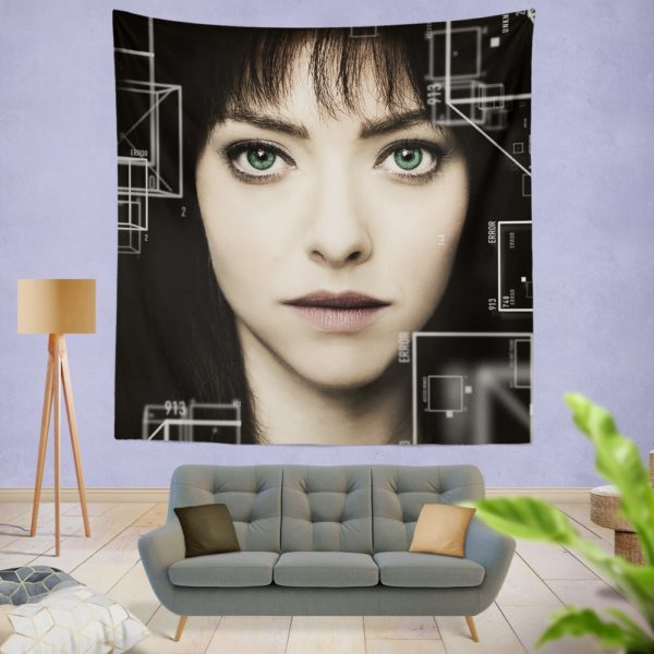 Anon Movie Amanda Seyfried Wall Hanging Tapestry