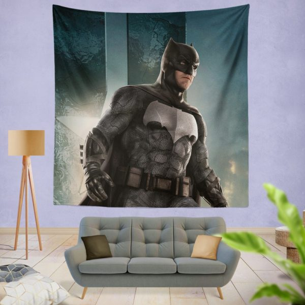 Batman Justice League Wall Hanging Tapestry