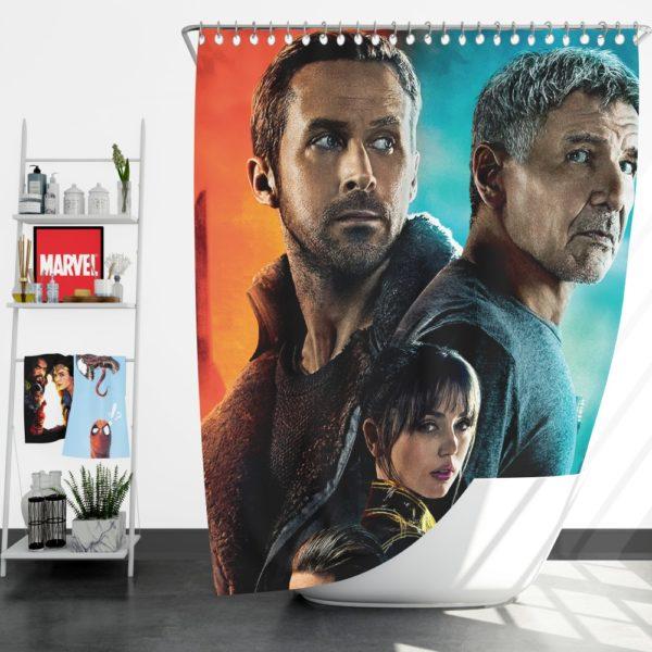 Blade Runner Movie Shower Curtain