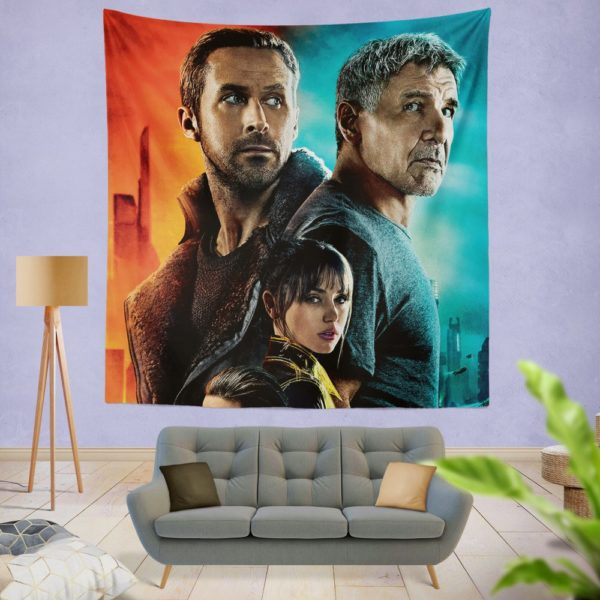 Blade Runner Movie Wall Hanging Tapestry