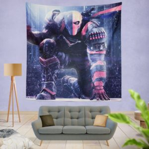DC Comics Deathstroke Wall Hanging Tapestry
