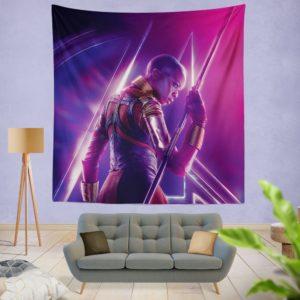 Danai Gurira Okoye Marvel Avenger Wall Hanging Tapestry