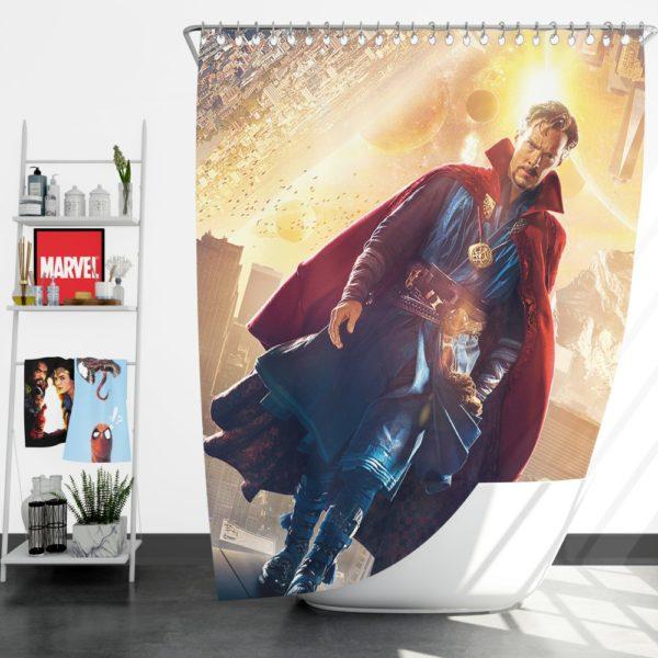 Doctor Stephen Strange Avengers Shower Curtain