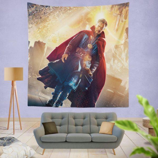 Doctor Stephen Strange Avengers Wall Hanging Tapestry