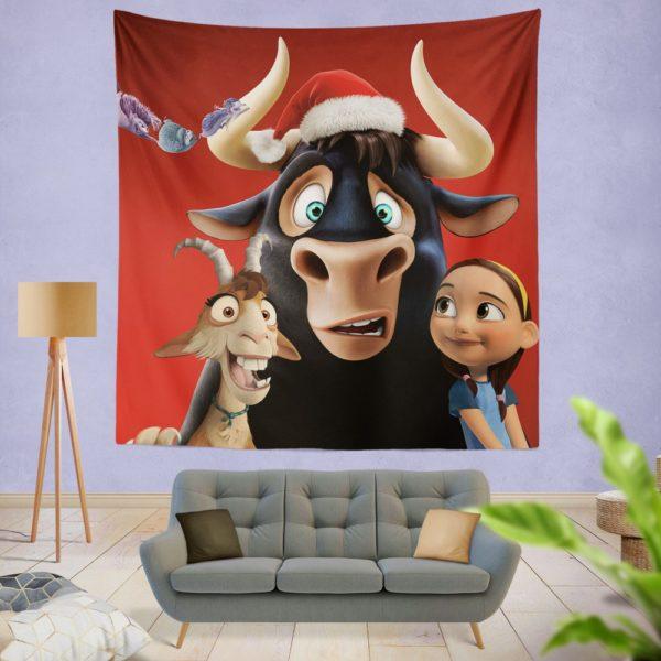 Ferdinand the Bull Movie Wall Hanging Tapestry