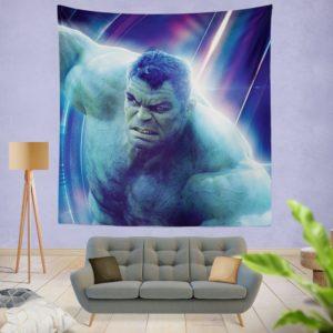 Hulk Avengers Infinity War Mark Ruffalo Bruce Banner Wall Hanging Tapestry
