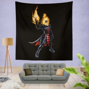 Marvel Comics Ghost Rider Wall Hanging Tapestry
