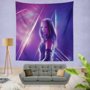 Pom Klementieff Mantis Avengers Infinity War Wall Hanging Tapestry