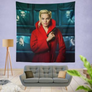 Terminal Margot Robbie Wall Hanging Tapestry