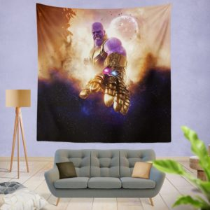 Thanos Avengers Infinity War Wall Hanging Tapestry