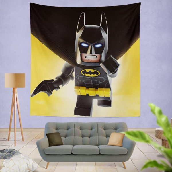 The Lego Batman Movie Wall Hanging Tapestry