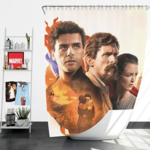 The Promise Movie Shower Curtain