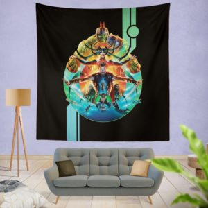 Thor Ragnarok Movie Wall Hanging Tapestry