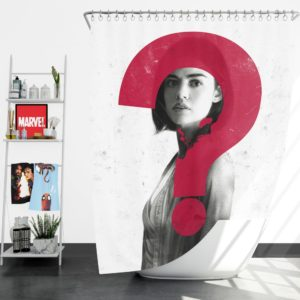 Truth Or Dare Lucy Hale Movie Shower Curtain