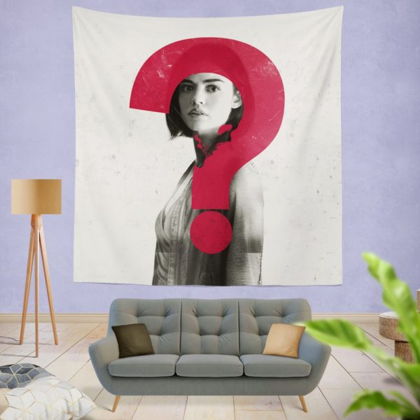 Truth Or Dare Lucy Hale Movie Wall Hanging Tapestry