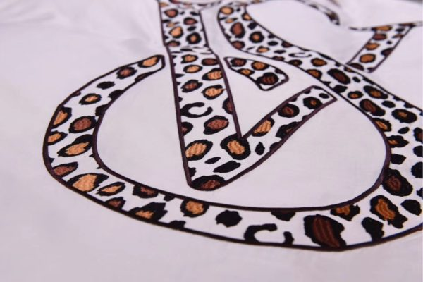 Victorias Secret Pink Embroidery Egyptian Cotton Bedding Set Model 7 7