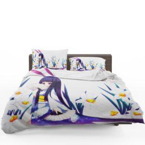 Anime Girl Violet Bedding Set 1