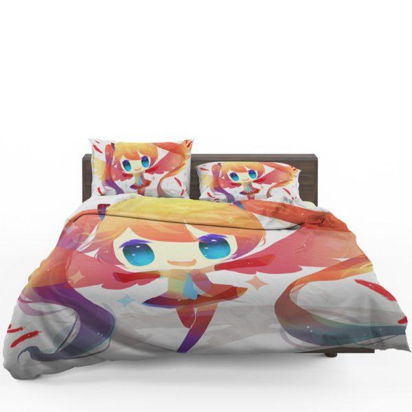 Anime Girl Vocaloid Bedding Set 1