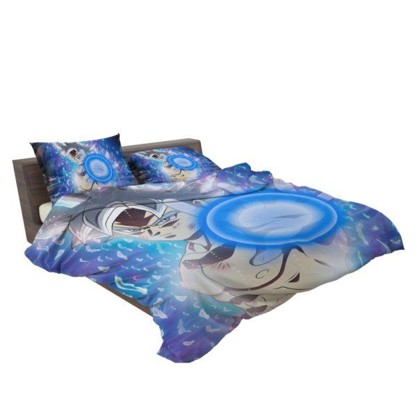 Blue Ultra Instinct Goku Teen Bedding Set 3