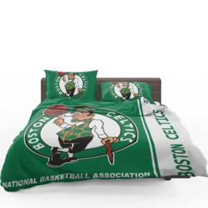 Boston Celtics NBA Basketball Bedding Set 1