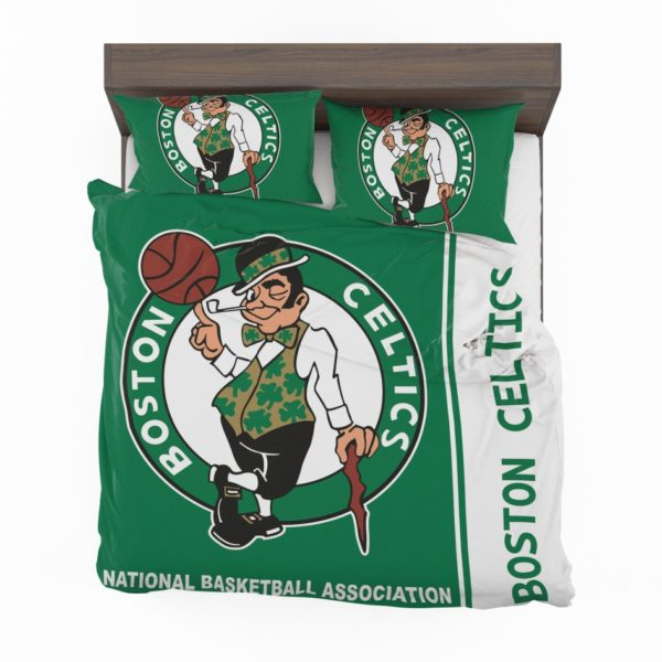 Boston Celtics NBA Basketball Bedding Set 2