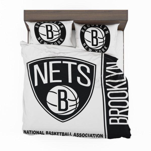 Brooklyn Nets NBA Basketball Bedding Set 2