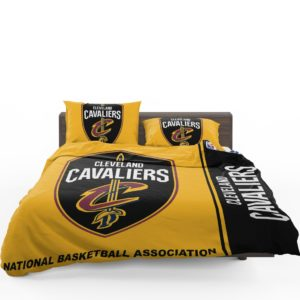 Cleveland Cavaliers NBA Basketball Bedding Set 1