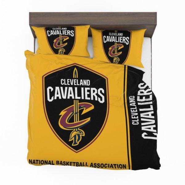 Cleveland Cavaliers NBA Basketball Bedding Set 2