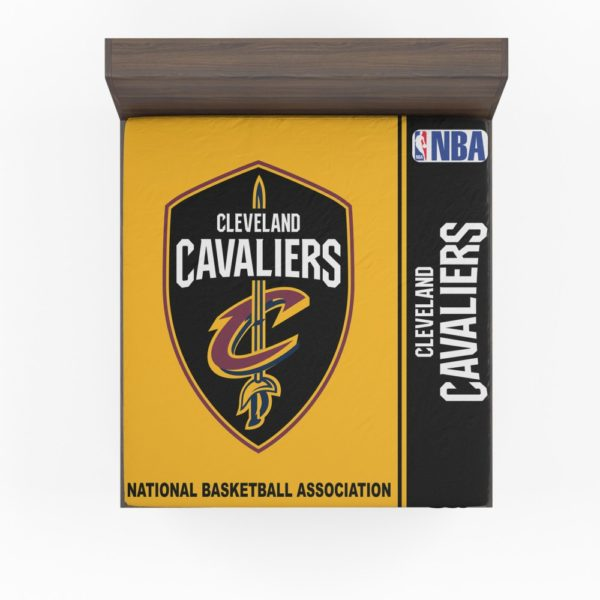 Cleveland Cavaliers NBA Basketball Fitted Sheet
