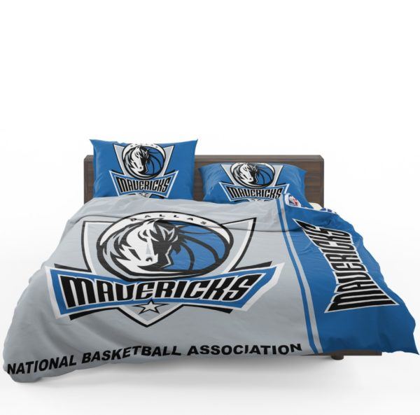 Dallas Mavericks NBA Basketball Bedding Set 1