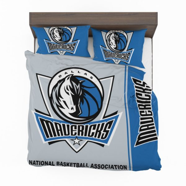 Dallas Mavericks NBA Basketball Bedding Set 2