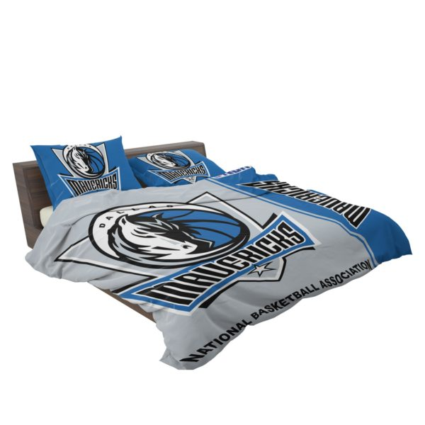 Dallas Mavericks NBA Basketball Bedding Set 3