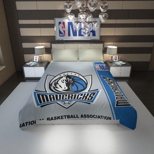 Dallas Mavericks NBA Basketball Duvet Cover 1