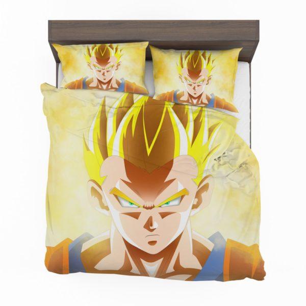 Dragon Ball Super Son Goku Anime Boy Bedding Set 2