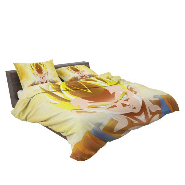 Dragon Ball Super Son Goku Anime Boy Bedding Set 3