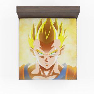 Dragon Ball Super Son Goku Anime Boy Fitted Sheet